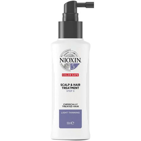 Nioxin System 5 Scalp Treatment 100ml