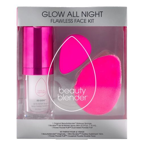 Beautyblender Glow All Night set - Limited Edition