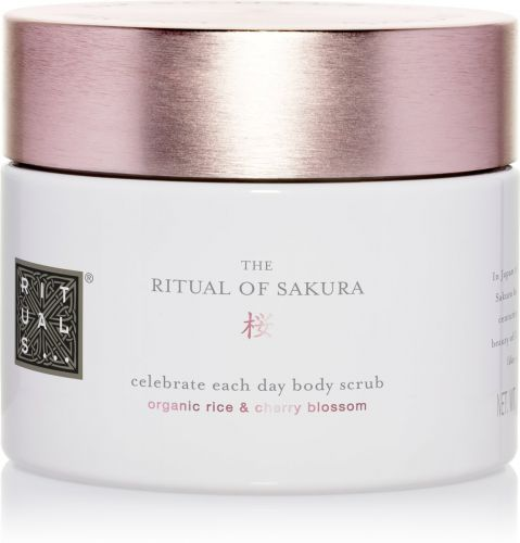 Rituals The Ritual of Sakura Body Scrub 250gr