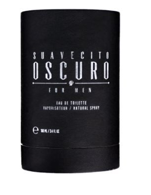 Suavecito Oscuro Men's Cologne 100ml