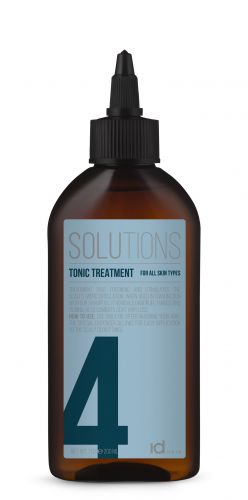 idHAIR Solutions NO.4 Tonic Treatment 200ml