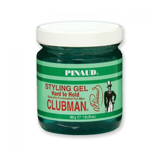 Clubman Pinaud Hard to Hold Styling Gel 453gr