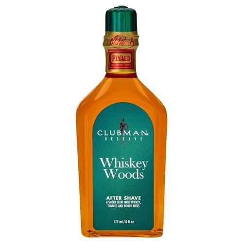 Clubman Pinaud Reserve Whiskey Woods After Shave 177ml