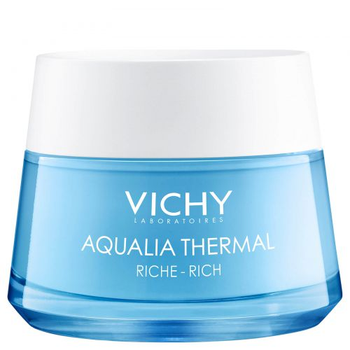 Vichy Aqualia Thermal Moisturizing Rich Cream 50ml