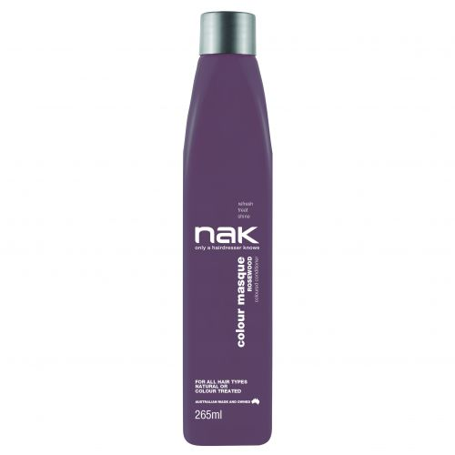 NAK Colour Masque 265ml Rosewood