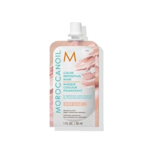 Moroccanoil Color Depositing Mask 30ml Rose Gold