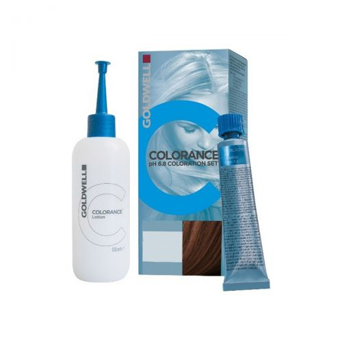 Goldwell Colorance pH 6.8 Set 6N - dunkelblond