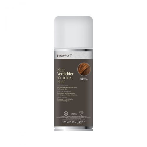 Hairfor2 Hair Thickener 100ml Black