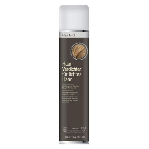 Hairfor2 Hair Thickener 300ml Black-Brown