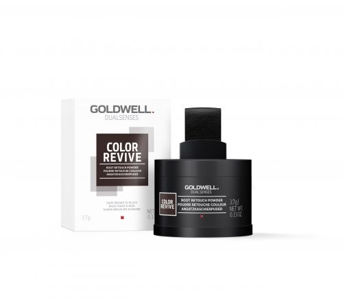 Goldwell DS Color Revive Root Retouch Powder Dunkelbraun
