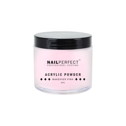 NailPerfect Powder Makeover Pink 25gr