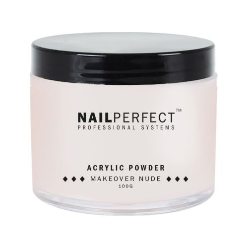 NailPerfect Powder Makeover Nude 100gr