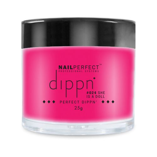 NailPerfect Dippn' Powder #024  She is a Doll