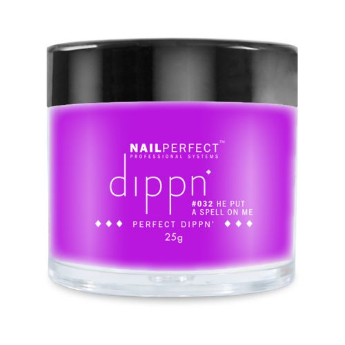 NailPerfect Dippn' Powder #032  He put a Spell