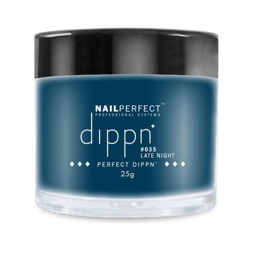 NailPerfect Dippn' Powder #035  Late Night