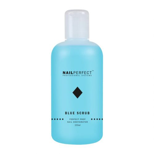 NailPerfect Blue Scrub 250ml