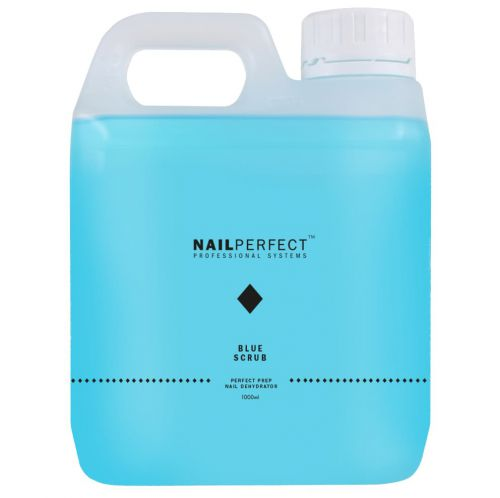 NailPerfect Blue Scrub 1000ml