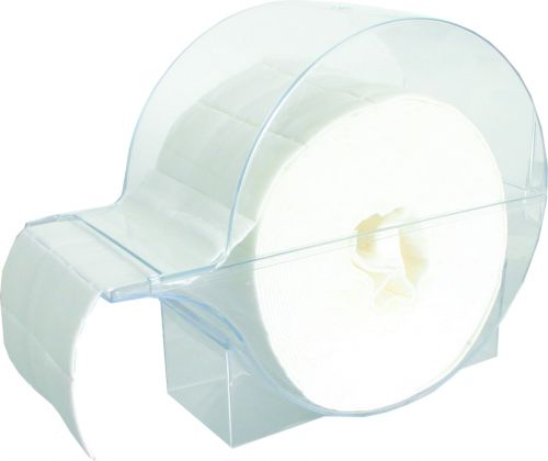 IBP Holder for Nail Wipes Transparent
