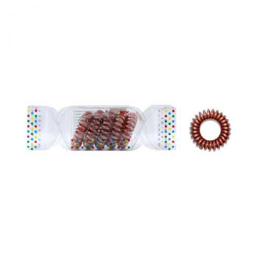 Rolling Hills Professional Hair Rings Cracker 5st Bronze