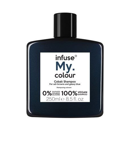 My.Haircare Infuse My. Colour Shampoo Cobalt
