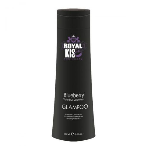 Royal Kis Glampoo Colorwash 250ml Blueberry