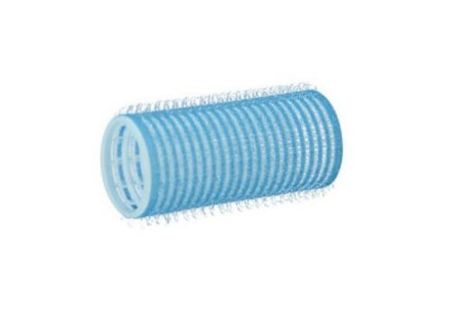 Comair Zelfklevende Wikkels 12 pieces 28mm - Light Blue