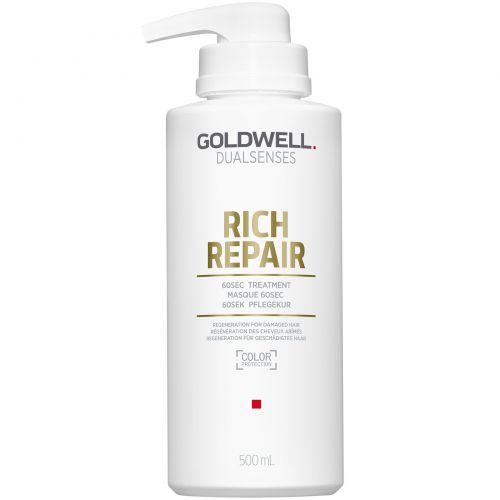 Goldwell Dualsenses Rich Repair 60sec Treatment 500ml