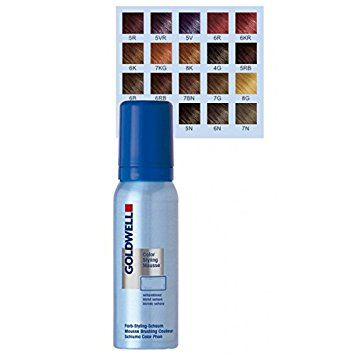 Goldwell Colorance Color Styling Mousse 75ml 9-P
