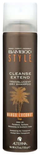 Alterna Style Cleanse Extend Translucent Dry Shampoo Mango Coconut 135gr