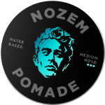 Nozem Water Based Medium Hold Pomade 100ml