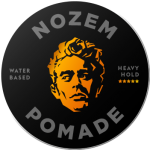 Nozem Water Based Heavy Hold Pomade 100ml