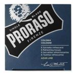 Proraso Cologne Refreshing Tissues - Azur Lime 6 stück