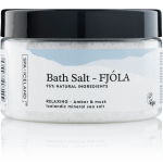Spa of Iceland Bath Salt  300gr Fjóla