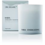 Spa of Iceland Scented candle 155gr Sara