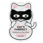 Tonymoly Cat's Purrfect Eye Patch 1st