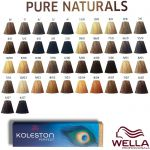 Wella Koleston Perfect - Pure Naturals 60ml 4/00