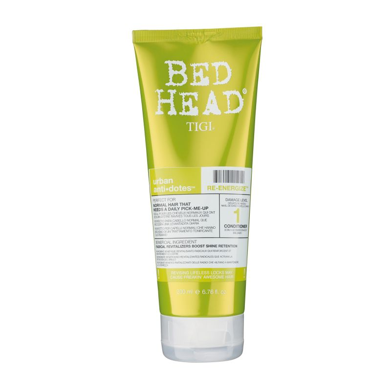 Tigi Bed Head Urban Antidotes Re Energize Shampoo Review