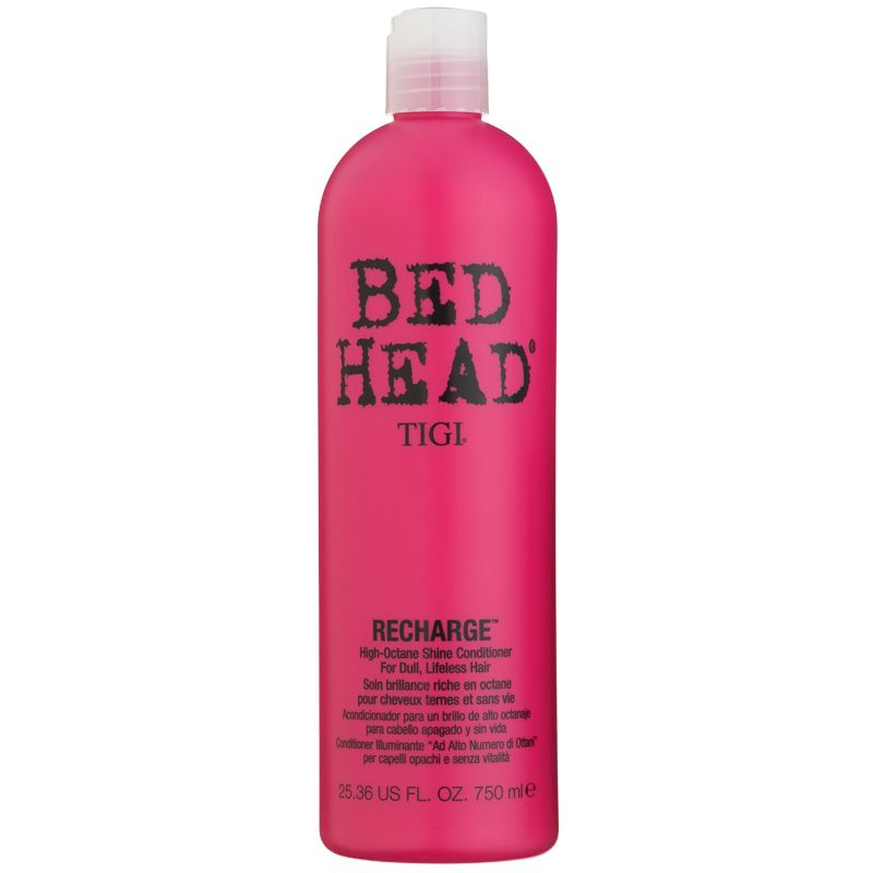 tigi bed head recharge conditioner 750ml. Black Bedroom Furniture Sets. Home Design Ideas